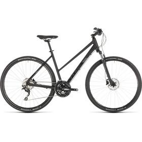 Cube Nature EXC hybride fiets Trapez zwart
